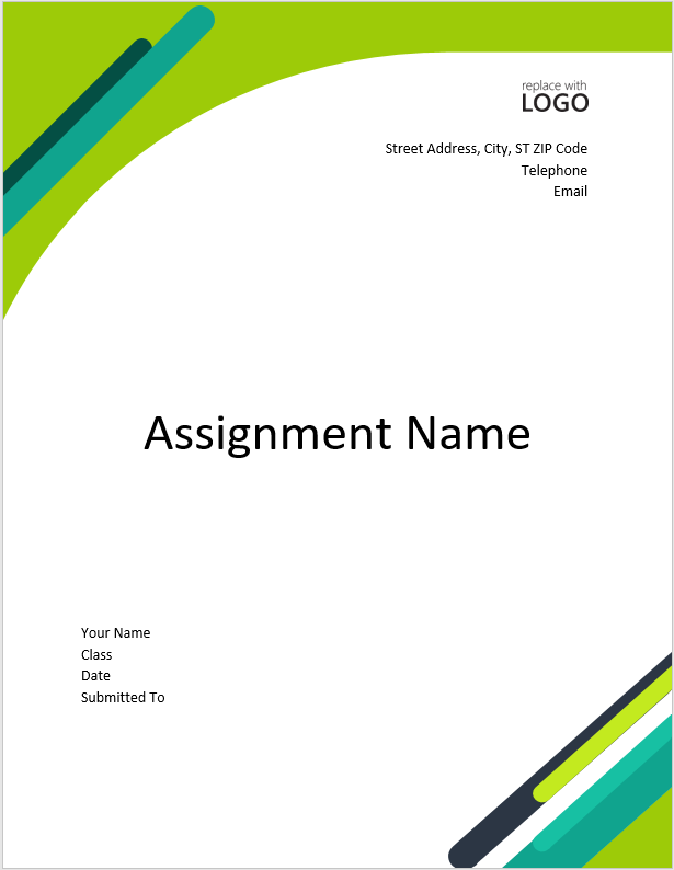 Assignment Main Page Design
