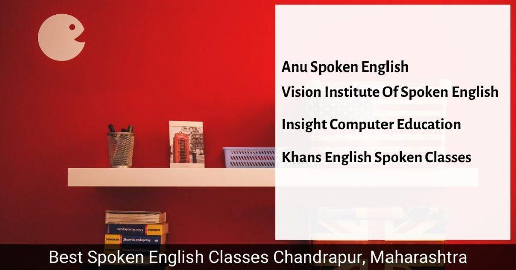 English speaking classes in Chandrapur