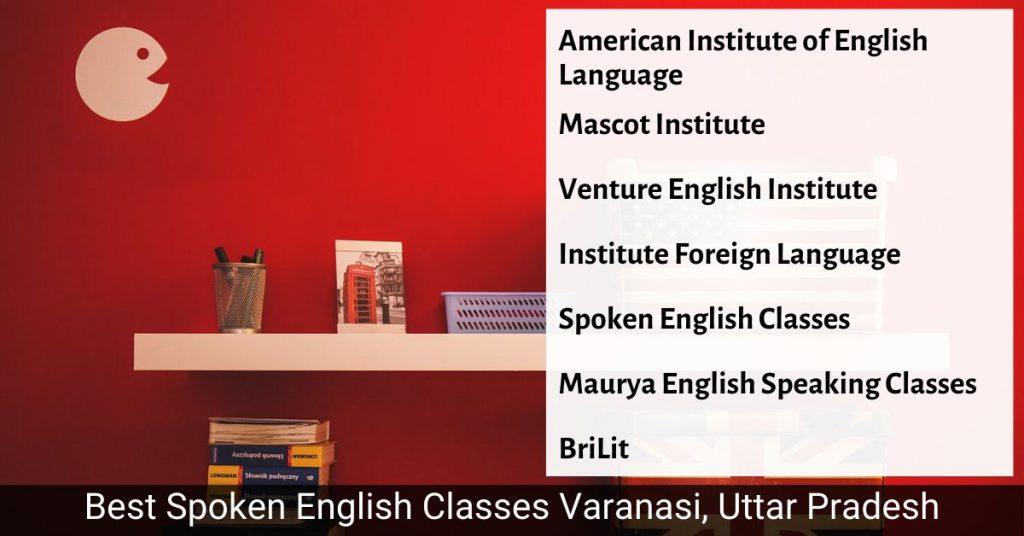 English speaking course in Varanasi